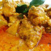 Chicken Curry (Kari Ayam)