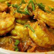 Prawn Curry (kari udang)