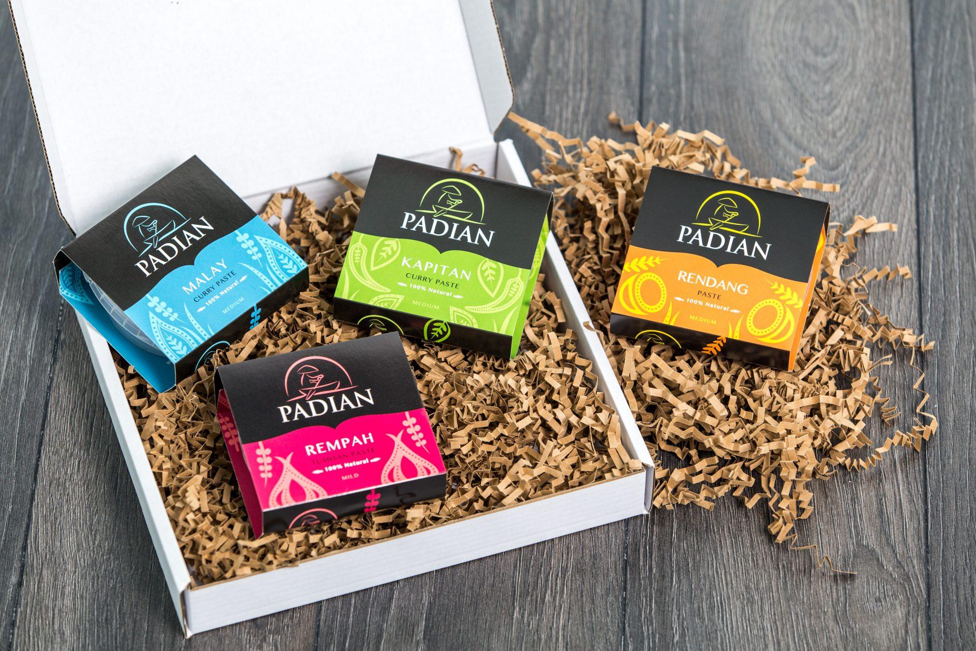 Padian-1 4 Pastes